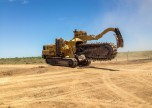Pipeline Trencher
