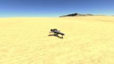 Drogue's deployed and starting air brakes.